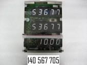 КЛАПАННАЯ ИНДИКАЦИЯ EC2000 FP6 5/5/4, ЗАВОДСКАЯ ПРОВЕРКА Б/У
