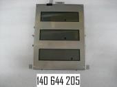 ЖК-LCD ИНДИКАЦИЯ EC2000 TS 6/6/5 ЗАДНЕЕ ОСВЕЩЕНИЕ, ЗАВОДСКАЯ ПРОВЕРКА Б/У